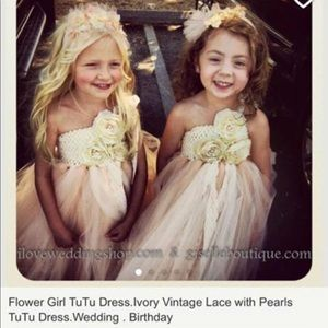 45a681f1da1 Dresses - Etsy flower girl dress